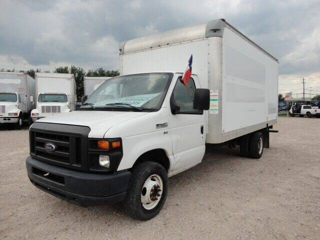 2012 Ford E-350 for sale in Houston, TX