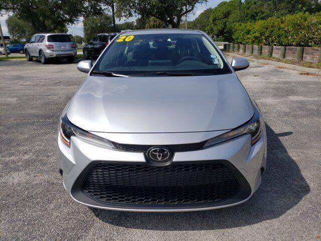 2020 Toyota Corolla LE 4dr Sedan - Melbourne FL