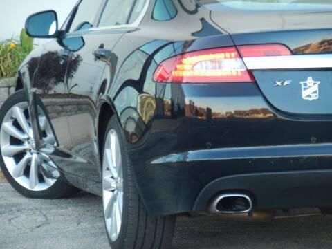 2010 Jaguar XF for sale at Moto Zone Inc in Melrose Park IL