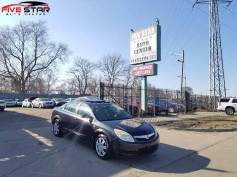 2009 Saturn Aura for sale at Five Star Auto Center in Detroit MI