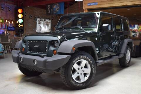 2011 Jeep Wrangler Unlimited for sale at Chicago Cars US in Summit IL