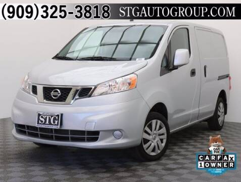 2018 Nissan NV200 for sale at STG Auto Group in Montclair CA