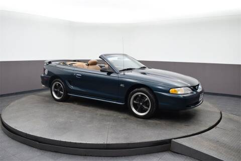 1994 Ford Mustang for sale at M & I Imports in Highland Park IL