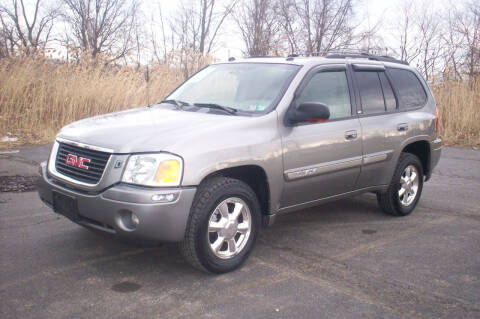 2005 GMC Envoy for sale at Action Auto Wholesale - 30521 Euclid Ave. in Willowick OH