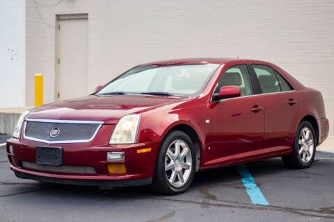 2006 Cadillac STS for sale at Carland Auto Sales INC. in Portsmouth VA