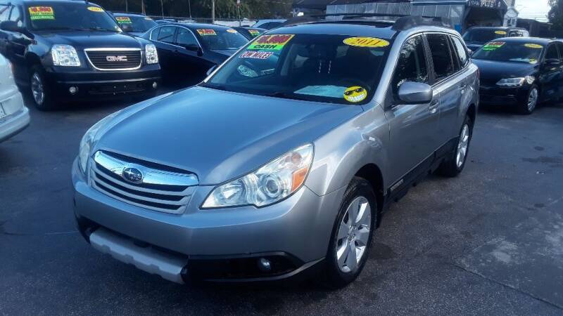 2011 Subaru Outback for sale at AUTO IMAGE PLUS in Tampa FL