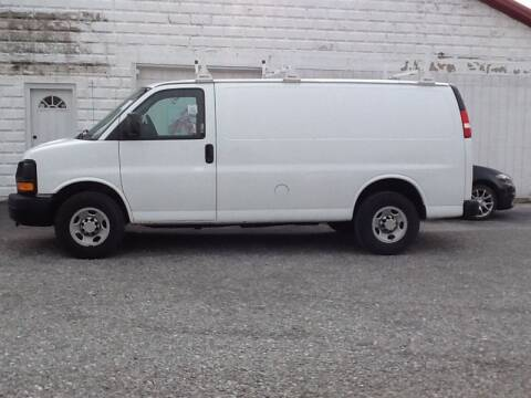 2014 Chevrolet Express Cargo for sale at MIKE'S CYCLE & AUTO in Connersville IN