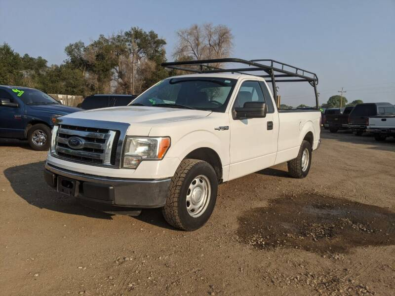 2013 Ford F-150 for sale at HORSEPOWER AUTO BROKERS in Fort Collins CO