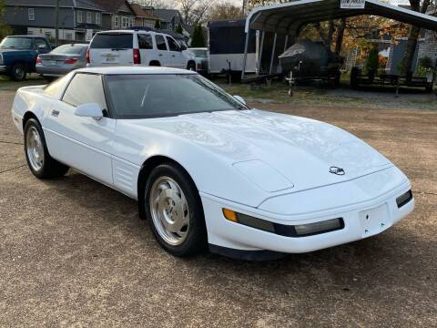 1994 Chevrolet Corvette for sale at The Auto Lot and Cycle in Nashville TN