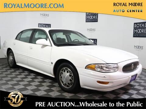 2004 Buick LeSabre for sale at Royal Moore Custom Finance in Hillsboro OR