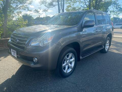 2010 Lexus GX 460 for sale at ANDONI AUTO SALES in Worcester MA