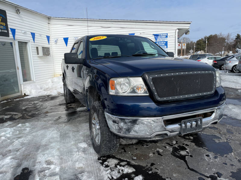 2007 Ford F-150 for sale at Plaistow Auto Group in Plaistow NH