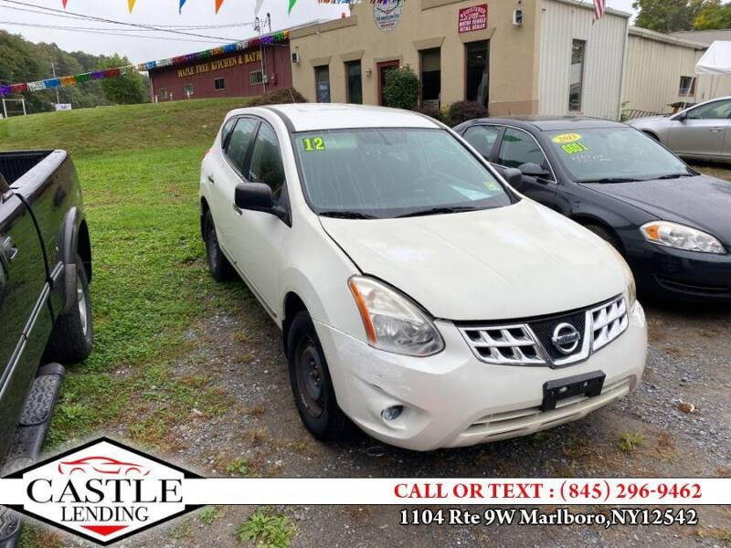 2012 Nissan Rogue for sale at Classified Pre-owned Cars of Marlboro in Marlboro NY