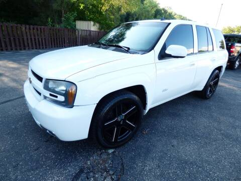 2006 Chevrolet TrailBlazer for sale at Chris's Century Car Company in Saint Paul MN