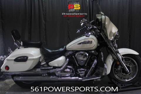 2012 Yamaha Road Star Silverado S for sale at Powersports of Palm Beach in Hollywood FL