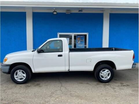 2001 Toyota Tundra for sale at Khodas Cars in Gilroy CA