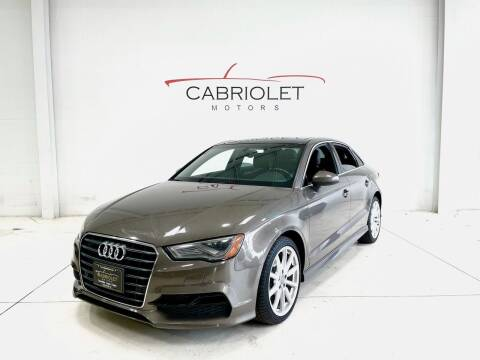 2015 Audi A3 for sale at Cabriolet Motors in Morrisville NC