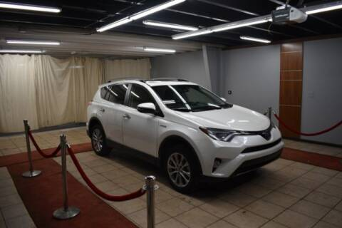 2017 Toyota RAV4 Hybrid for sale at Adams Auto Group Inc. in Charlotte NC