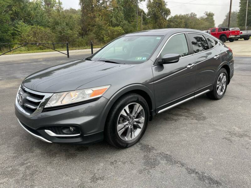2013 Honda Crosstour for sale at Twin Rocks Auto Sales LLC in Uniontown PA