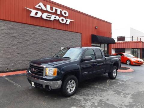 2008 GMC Sierra 1500 for sale at Auto Depot of Madison in Madison TN
