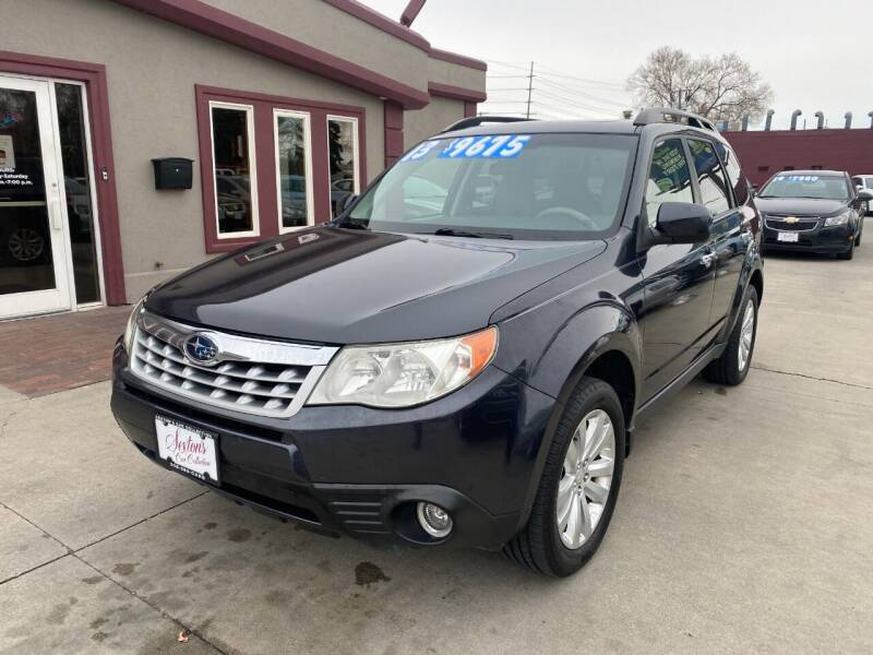2013 Subaru Forester for sale at Sexton's Car Collection Inc in Idaho Falls ID