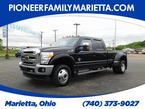 2016 Ford F-350 Super Duty for sale at Pioneer Family preowned autos in Williamstown WV