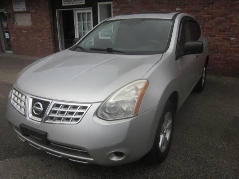 2010 Nissan Rogue for sale at Tewksbury Used Cars in Tewksbury MA