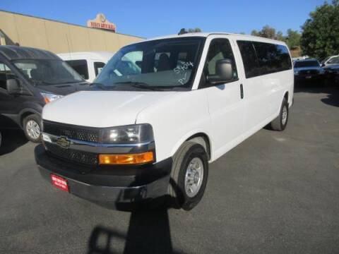 2017 Chevrolet Express Passenger for sale at Norco Truck Center in Norco CA