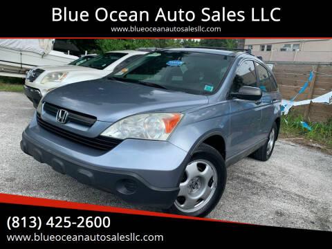 2009 Honda CR-V for sale at Blue Ocean Auto Sales LLC in Tampa FL
