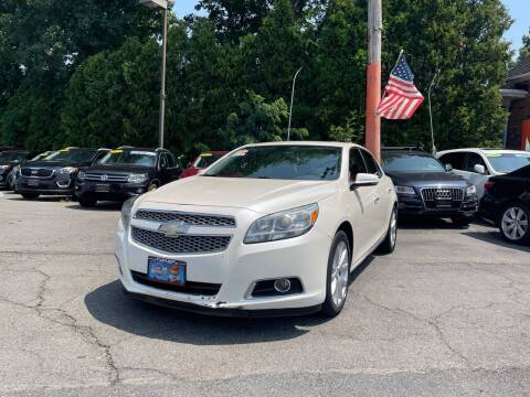 2013 Chevrolet Malibu for sale at Bloomingdale Auto Group in Bloomingdale NJ