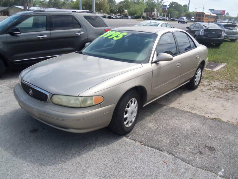 2003 Buick Century for sale at ORANGE PARK AUTO in Jacksonville FL
