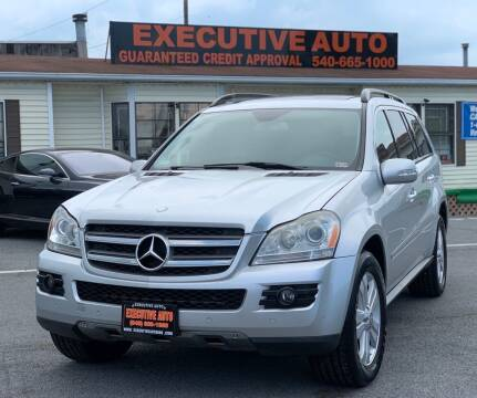 2008 Mercedes-Benz GL-Class for sale at Executive Auto in Winchester VA