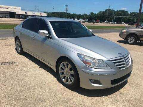 2009 Hyundai Genesis for sale at Double K Auto Sales in Baton Rouge LA