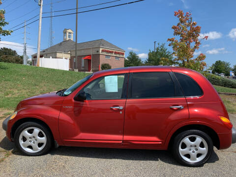 2001 Chrysler PT Cruiser for sale at Bill Henderson Auto Group Inc in Statesville NC