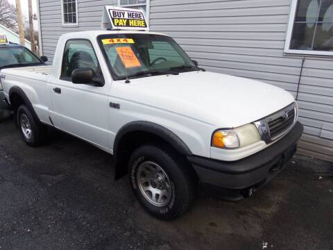 2000 Mazda B-Series Pickup for sale at Fulmer Auto Cycle Sales - Fulmer Auto Sales in Easton PA