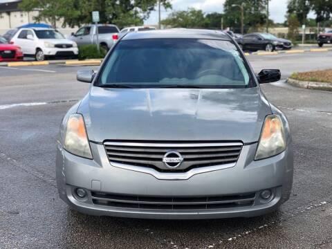 2008 Nissan Altima for sale at Carlando in Lakeland FL