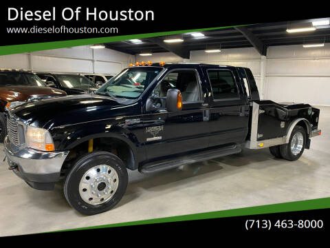 2004 Ford F-450 Super Duty for sale at Diesel Of Houston in Houston TX