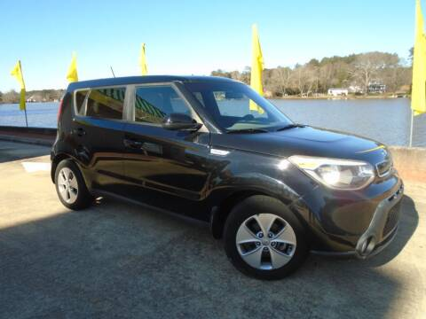 2015 Kia Soul for sale at Lake Carroll Auto Sales in Carrollton GA
