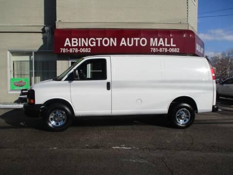 2013 Chevrolet Express Cargo for sale at Abington Auto Mall LLC in Abington MA