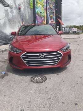 2018 Hyundai Elantra for sale at Rosa's Auto Sales in Miami FL