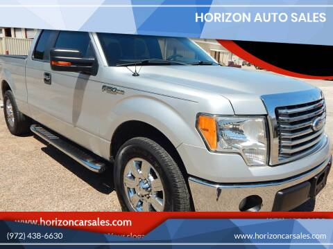 2010 Ford F-150 for sale at Horizon Auto Sales in Irving TX
