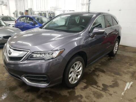 2018 Acura RDX for sale at The Car Buying Center in St Louis Park MN