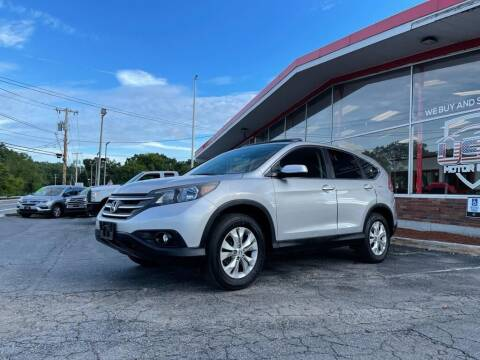 2014 Honda CR-V for sale at USA Motor Sport inc in Marlborough MA