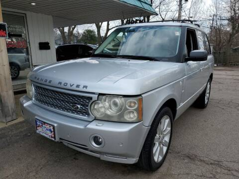 2006 Land Rover Range Rover for sale at New Wheels in Glendale Heights IL