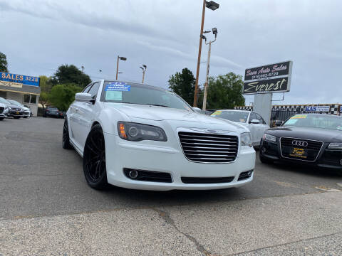 2013 Chrysler 300 for sale at Save Auto Sales in Sacramento CA