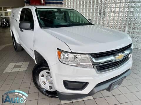 2015 Chevrolet Colorado for sale at iAuto in Cincinnati OH