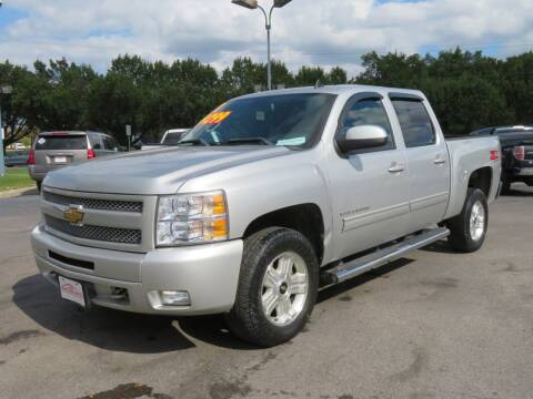 2011 Chevrolet Silverado 1500 for sale at Low Cost Cars North in Whitehall OH