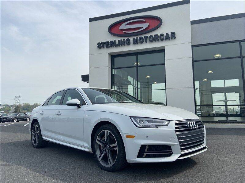 2017 Audi A4 for sale at Sterling Motorcar in Ephrata PA
