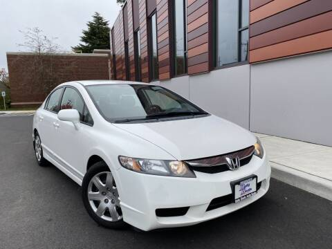 2009 Honda Civic for sale at DAILY DEALS AUTO SALES in Seattle WA