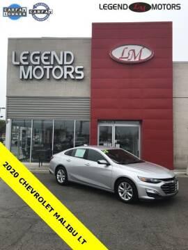 2020 Chevrolet Malibu for sale at Legend Motors of Detroit - Legend Motors of Ferndale in Ferndale MI